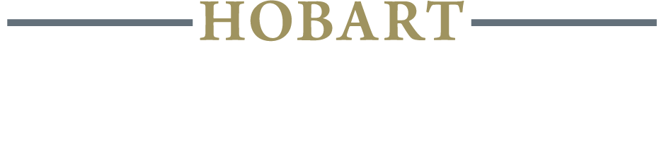 Hobart Guarantee: 100% Satisfaction